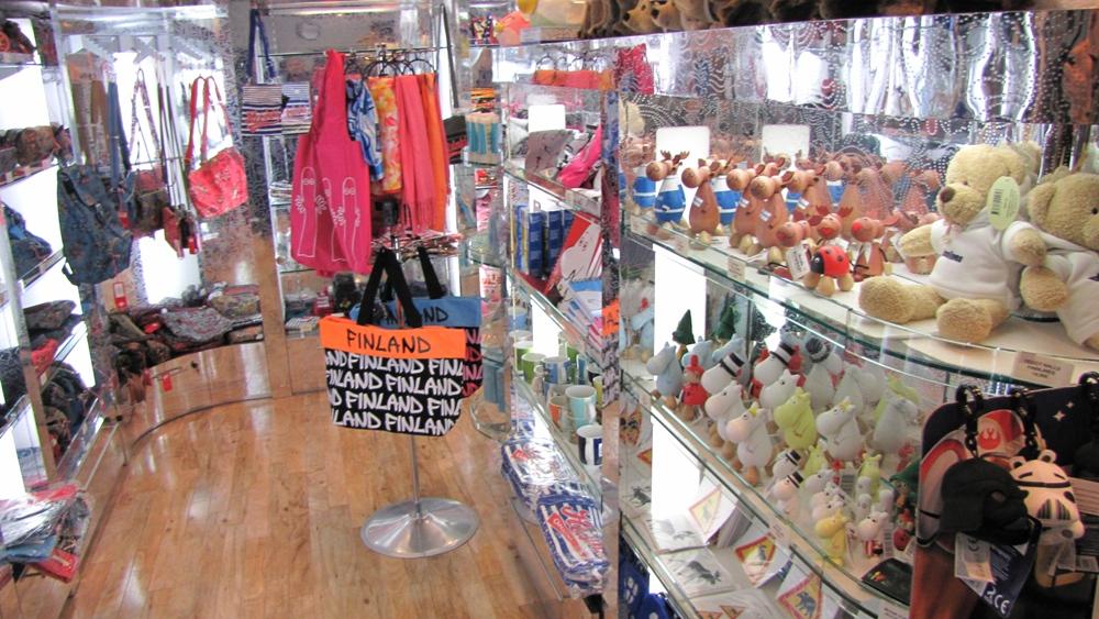 NAPAROME.RU /  МАГАЗИНЧИК Sailor's Shop на паромах STAR-класса: Finnstar, Finnmaid, Finnlady