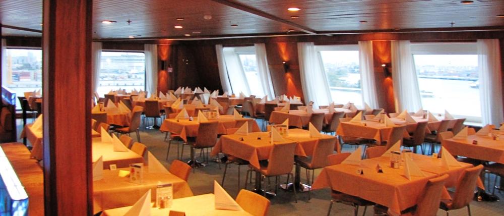 Шведский стол. Ужин / Finnlines