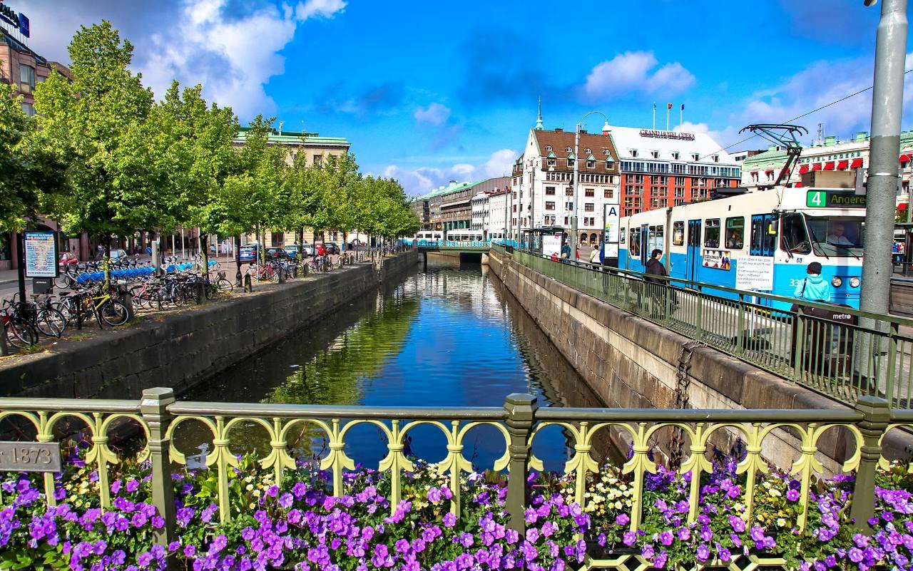 4 столицы Скандинавии (Норвегия - Дания – Швеция – Финляндия) 7 дней