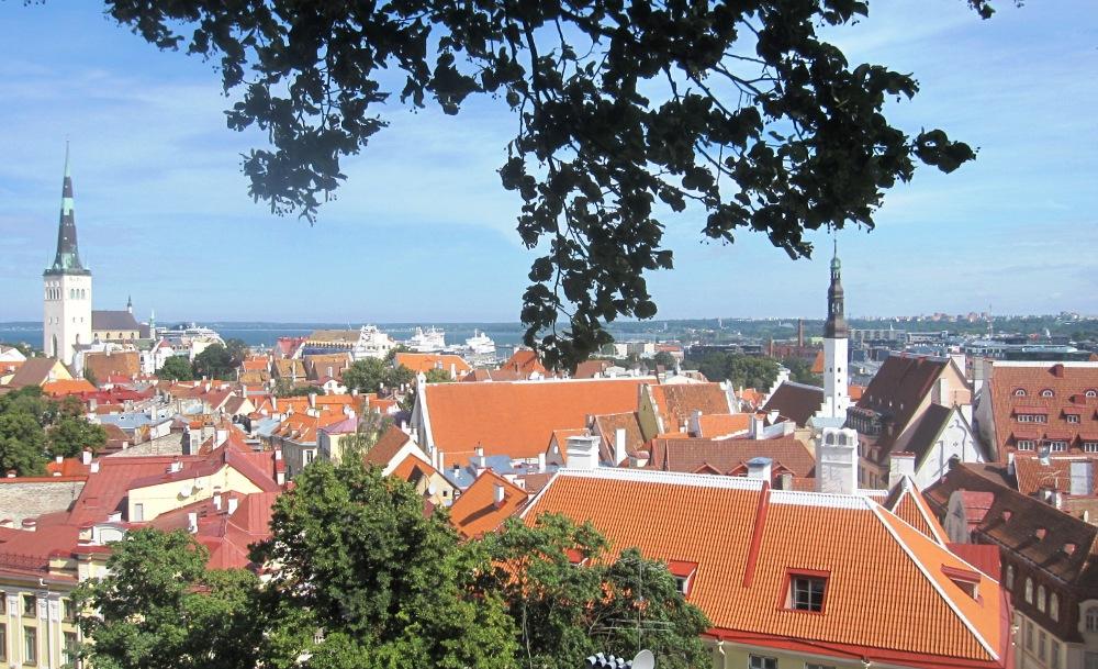 NAPAROME.RU / Таллинн. Старый город