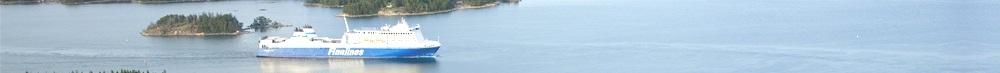 Паромная компания Финнлайнс. Маршруты Helsinki-Travemunde / Хельсинки-Травемюнде, Хельсинки-Гдыня-Росток / Helsinki-Gdynia-Rostock