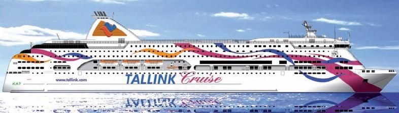 Baltic Queen / Tallink Silja
