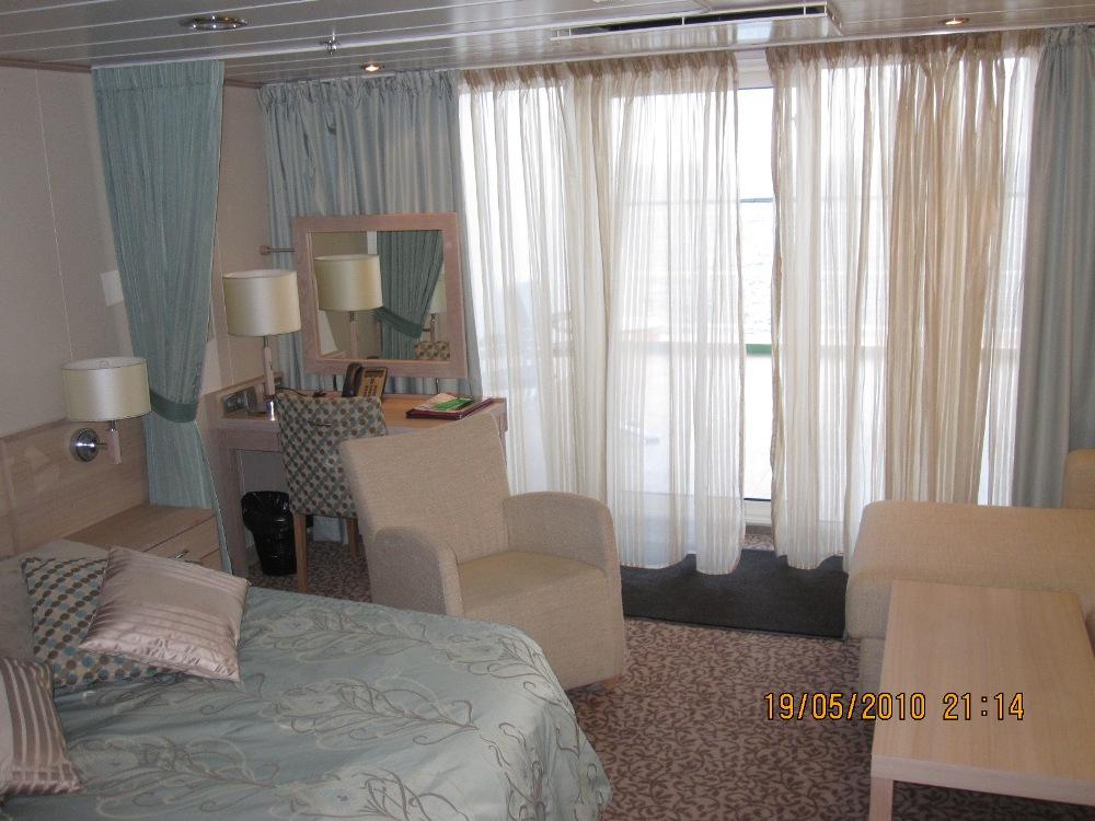 NaParome Blatic Queen. Executive Suite