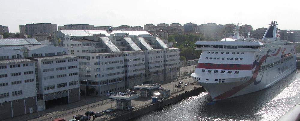 Порт Вартан / Vartan или Vartahamnen           naparome.ru