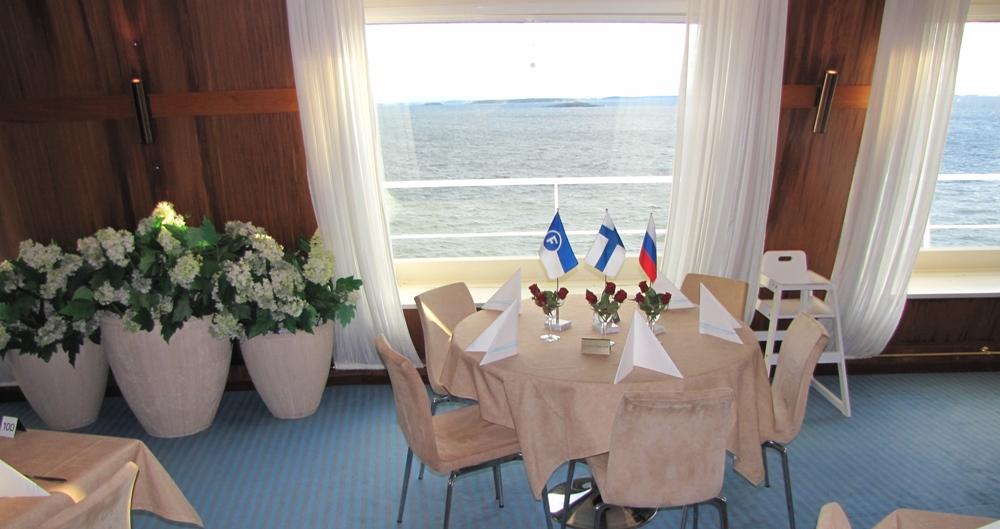 Шведский стол. Завтрак / Finnlines