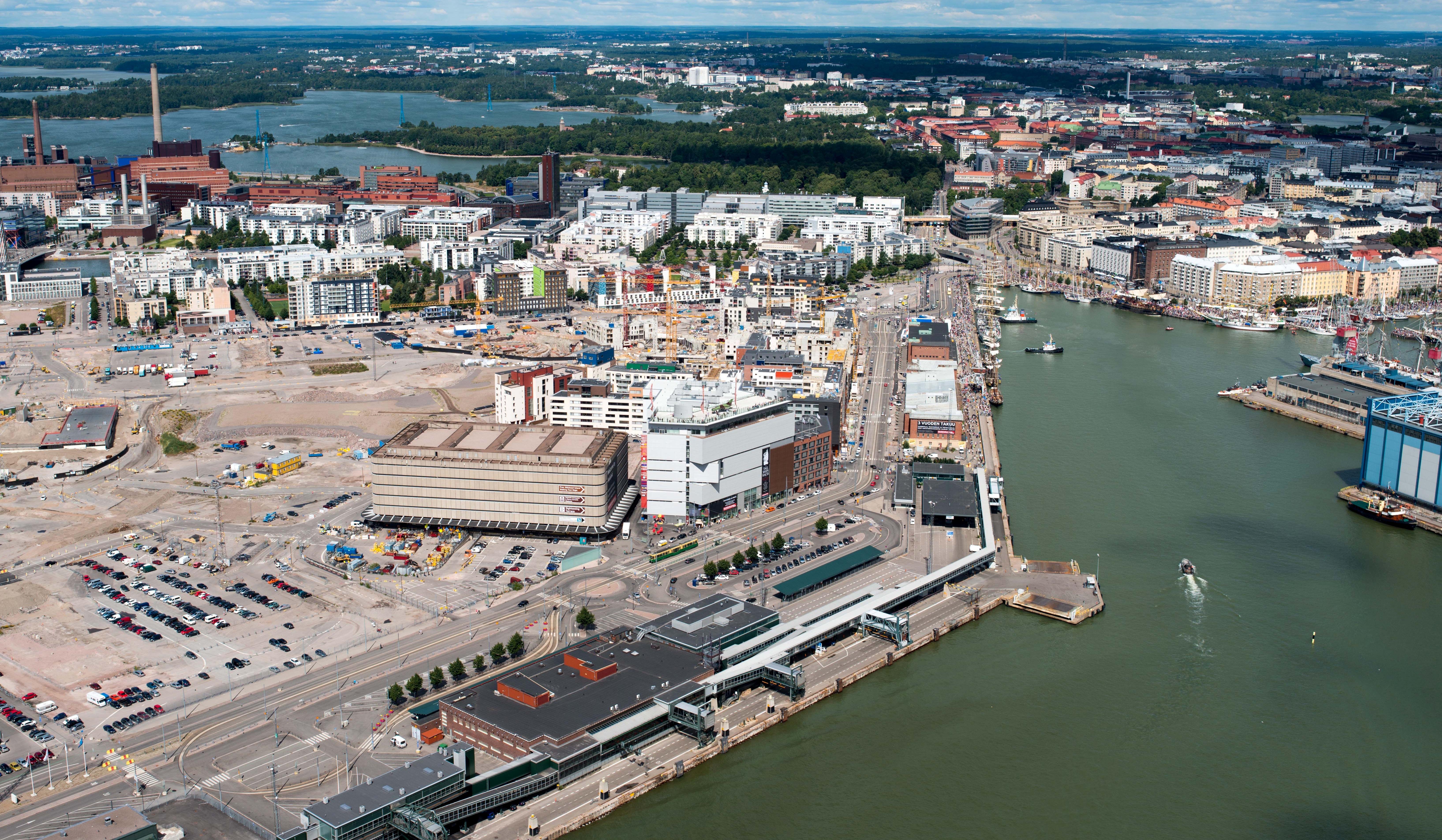 Helsinki Länsisatama