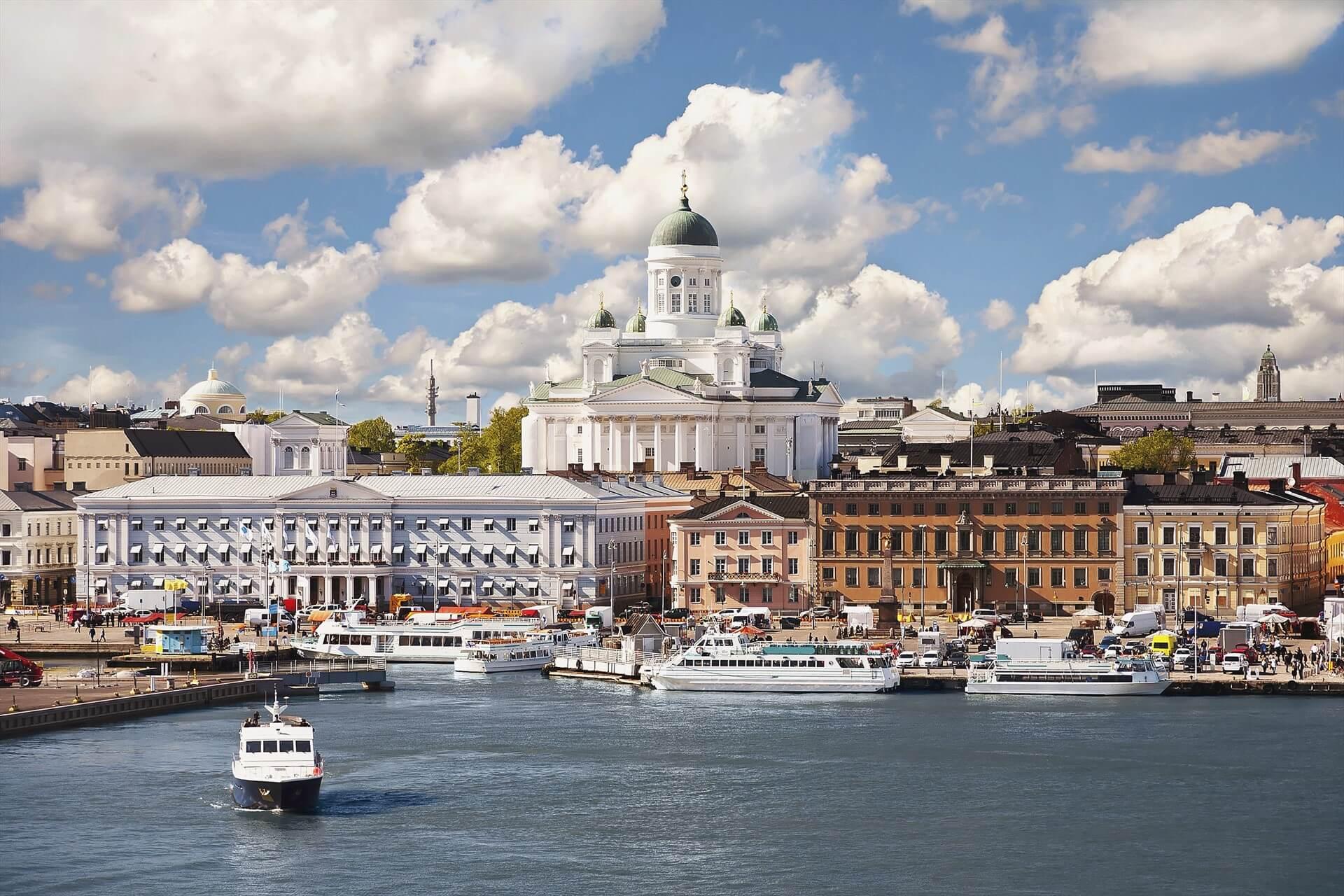 NAPAROME.RU/ Круиз Финляндия - Щвеция