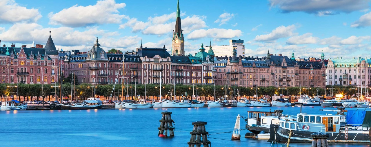 NAPAROME Дания- Швеция- Финляндия В гости к Андерсену Копенгаген - Мальмё - Стокгольм