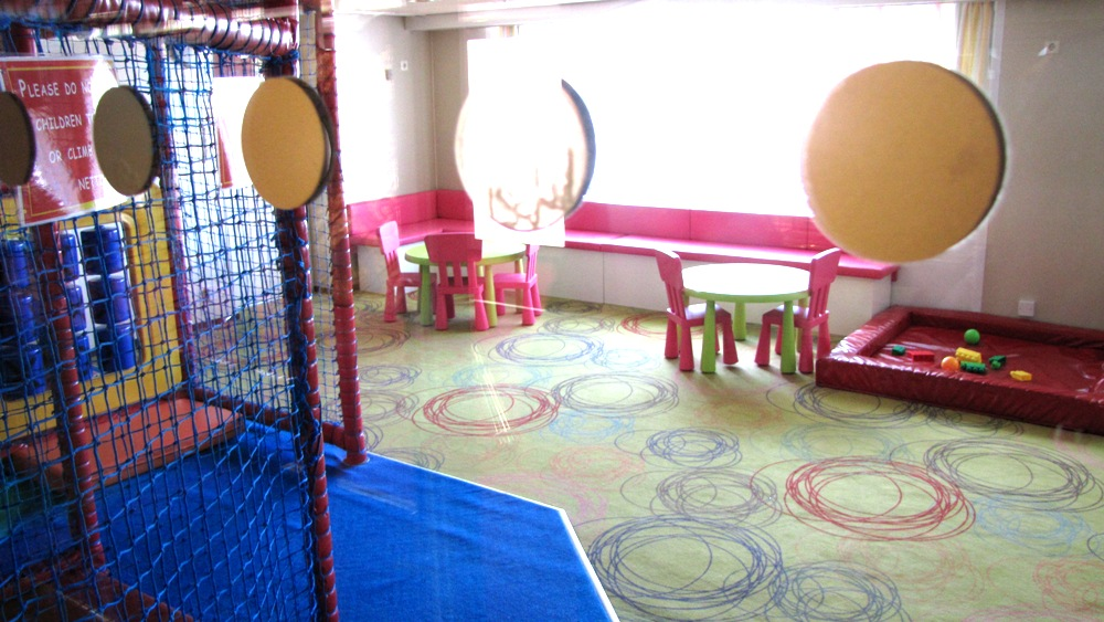 naparome.ru: Детский клуб на пароме Принцесса Анастасия