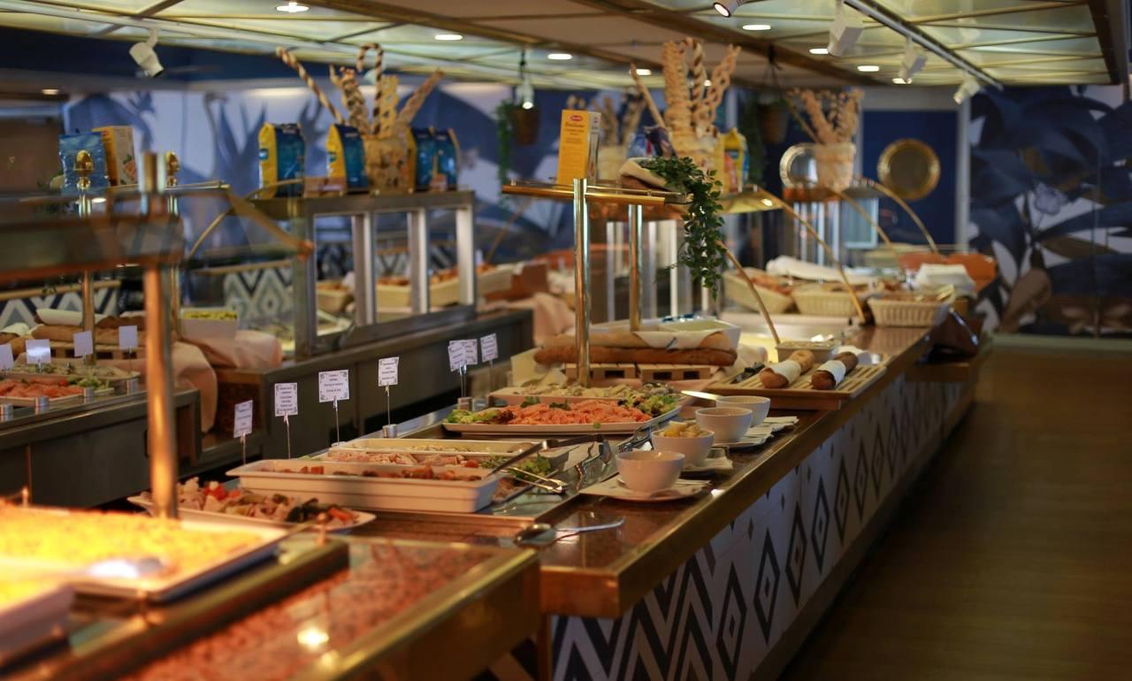 Ресторан-шведский стол«PRINCESS'S GARDEN»