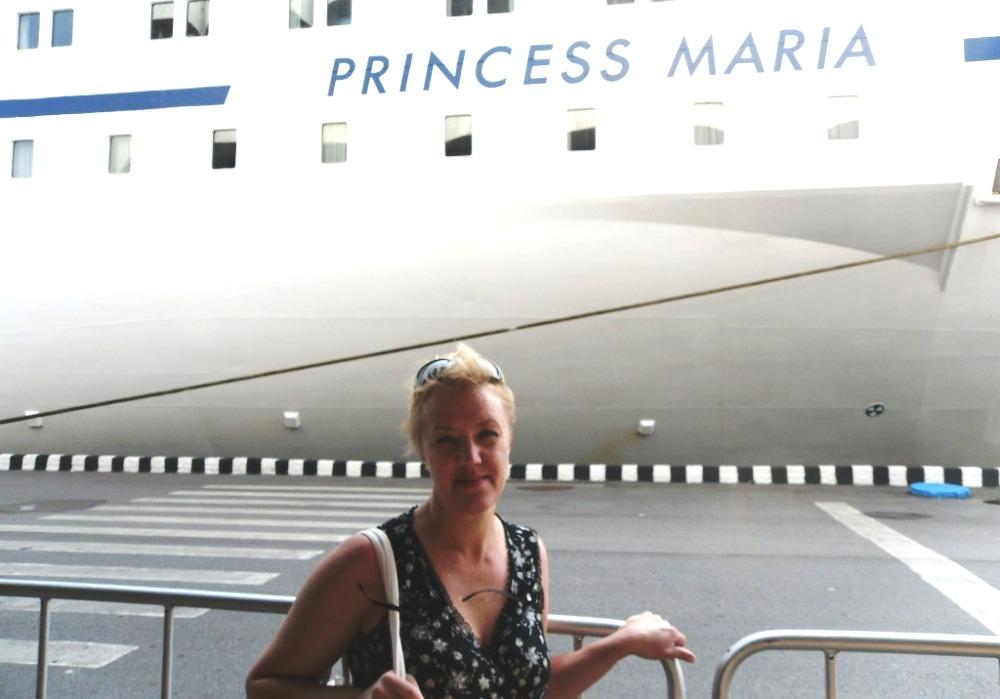 Отзыв о Круизе на пароме Принцесса Мария 30.06.13-02.07.13