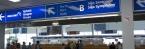 NAPAROME.RU / Терминал Олимпия, Хельсинки. Окна регистрации пассажиров Силья лайн