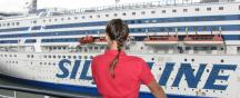 NAPAROME.RU / Паромная компания Silja Line. Маршруты Хельсинки-Стокгольм, Турку-Стокгольм.