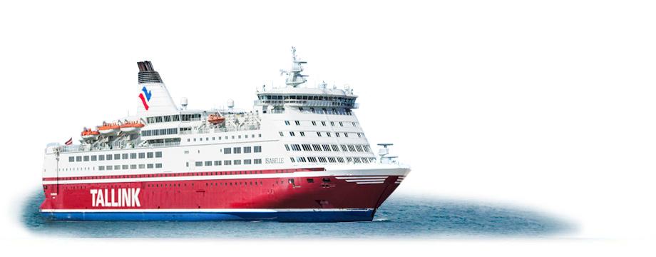 NAPAROME.RU / Паром Tallink Isabelle.